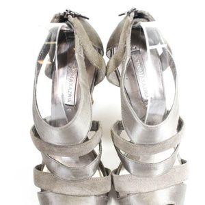 BCBGMaxAzria Shoes - BCBG maxazria | Rosalind Satin Heels